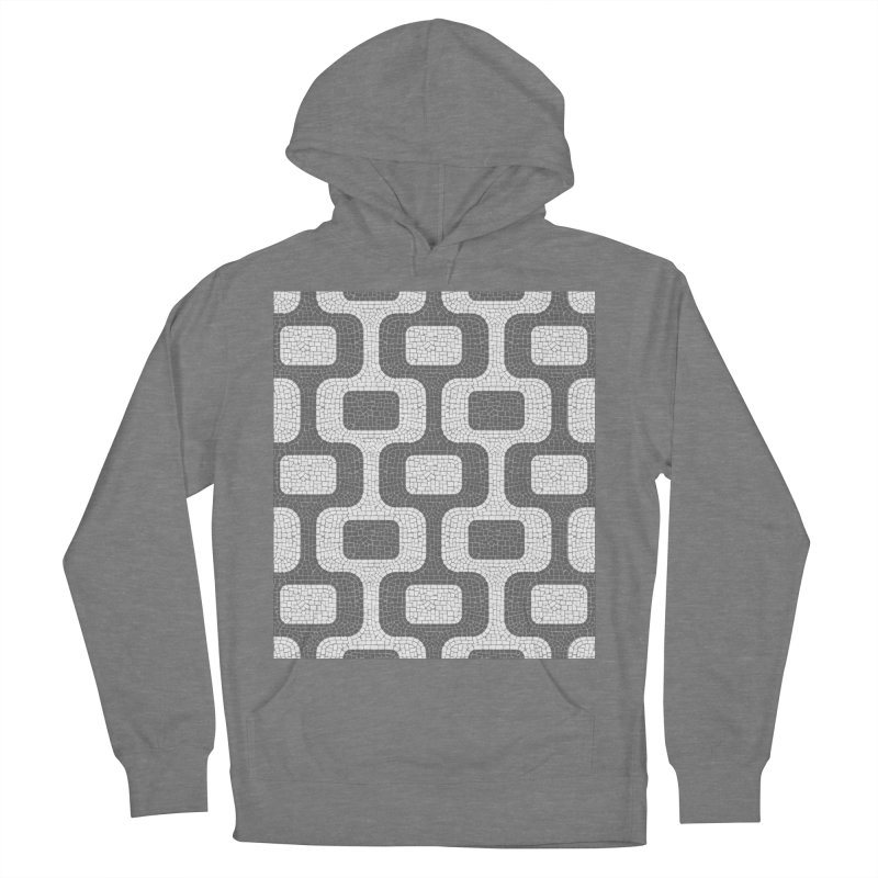 Ipanema Men's French Terry Pullover Hoody by ym graphix's Artist Shop