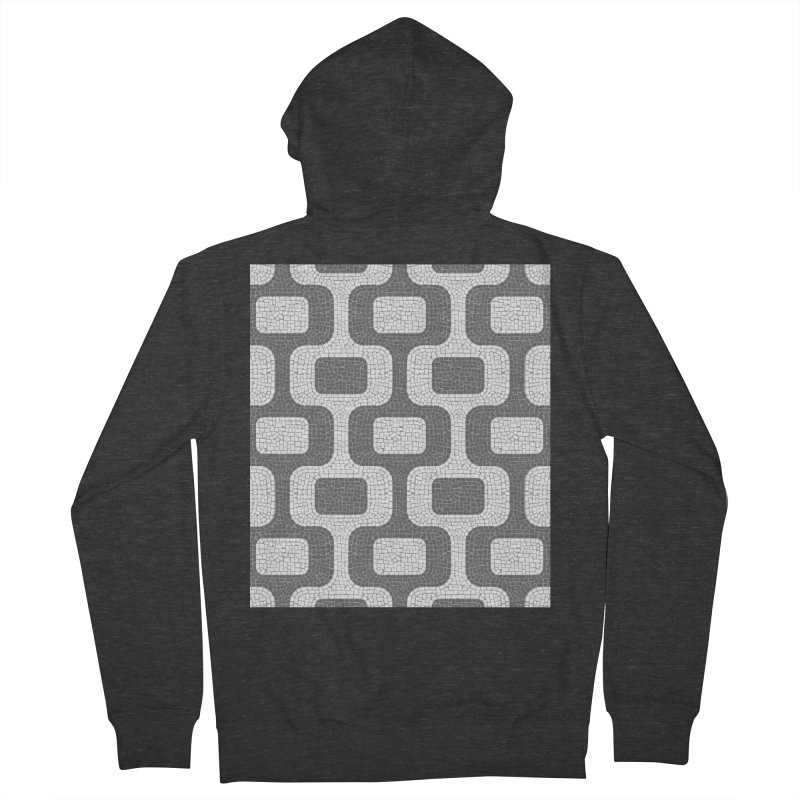 Ipanema Men's French Terry Zip-Up Hoody by ym graphix's Artist Shop