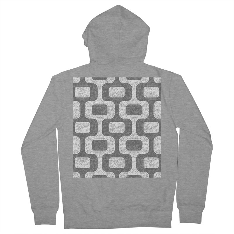 Ipanema Men's Zip-Up Hoody by ym graphix's Artist Shop