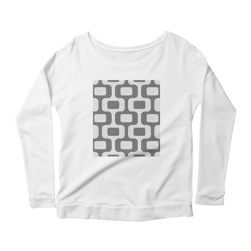 Ipanema Women's Longsleeve Scoopneck  by ym graphix's Artist Shop