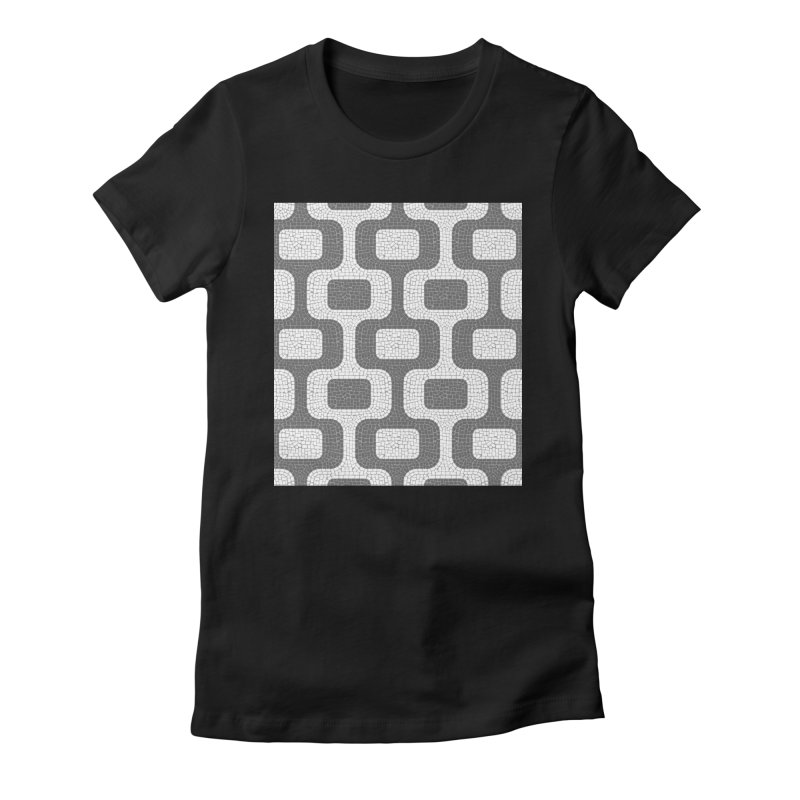 Ipanema Women's Fitted T-Shirt by ym graphix's Artist Shop
