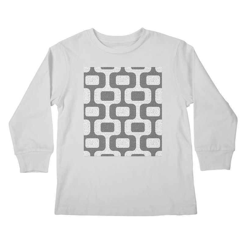 Ipanema Kids Longsleeve T-Shirt by ym graphix's Artist Shop
