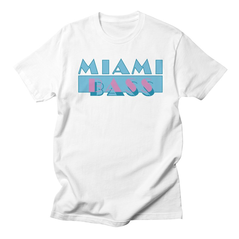 Miami Bass Women's Unisex T-Shirt by ym graphix's Artist Shop