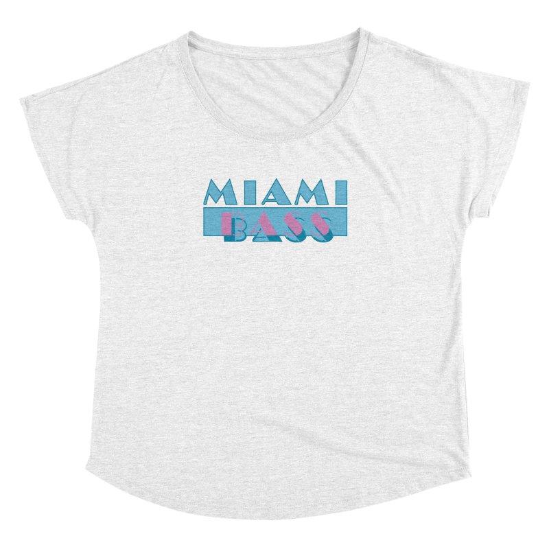 Miami Bass Women's Dolman by ym graphix's Artist Shop