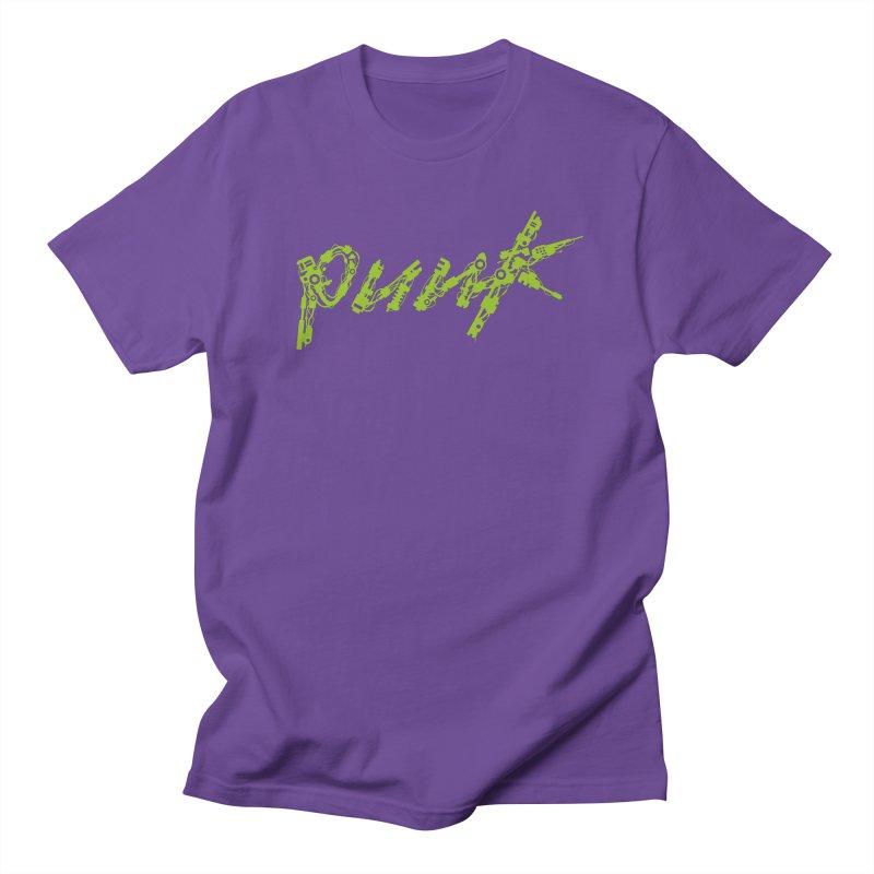 Cyber Punk Women's Regular Unisex T-Shirt by ym graphix's Artist Shop