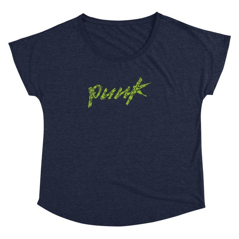 Cyber Punk Women's Dolman by ym graphix's Artist Shop