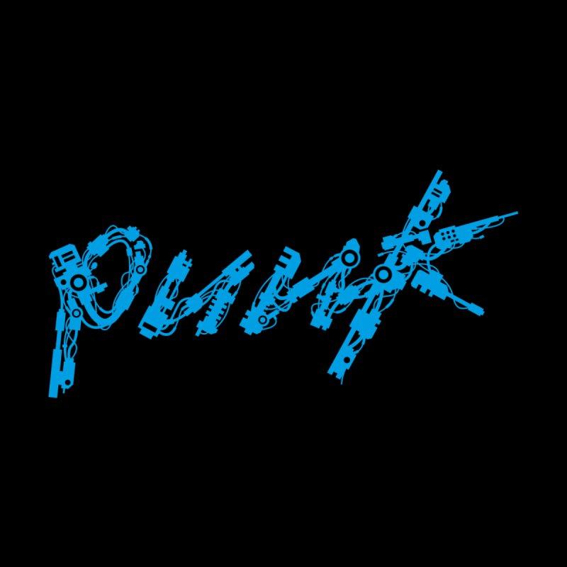 Cyberpunk II Men's T-Shirt by ym graphix's Artist Shop