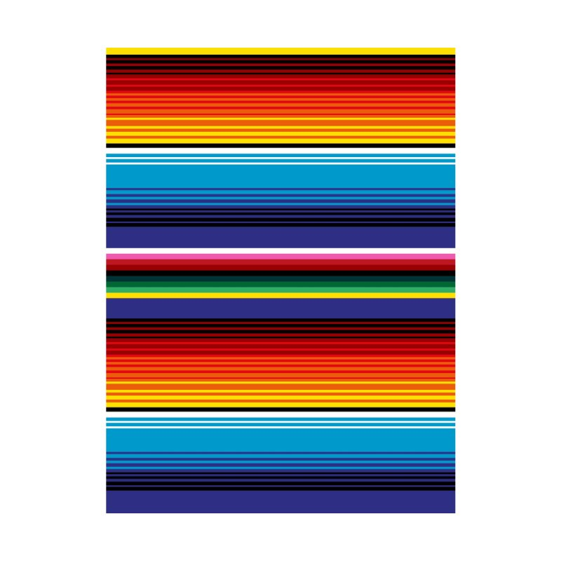 Mexican Stripes by ym graphix's Artist Shop