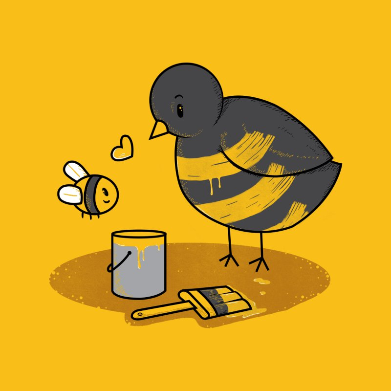 A Bird and a Bee by YNC