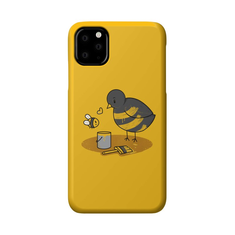 A Bird and a Bee Accessories Phone Case by YNC