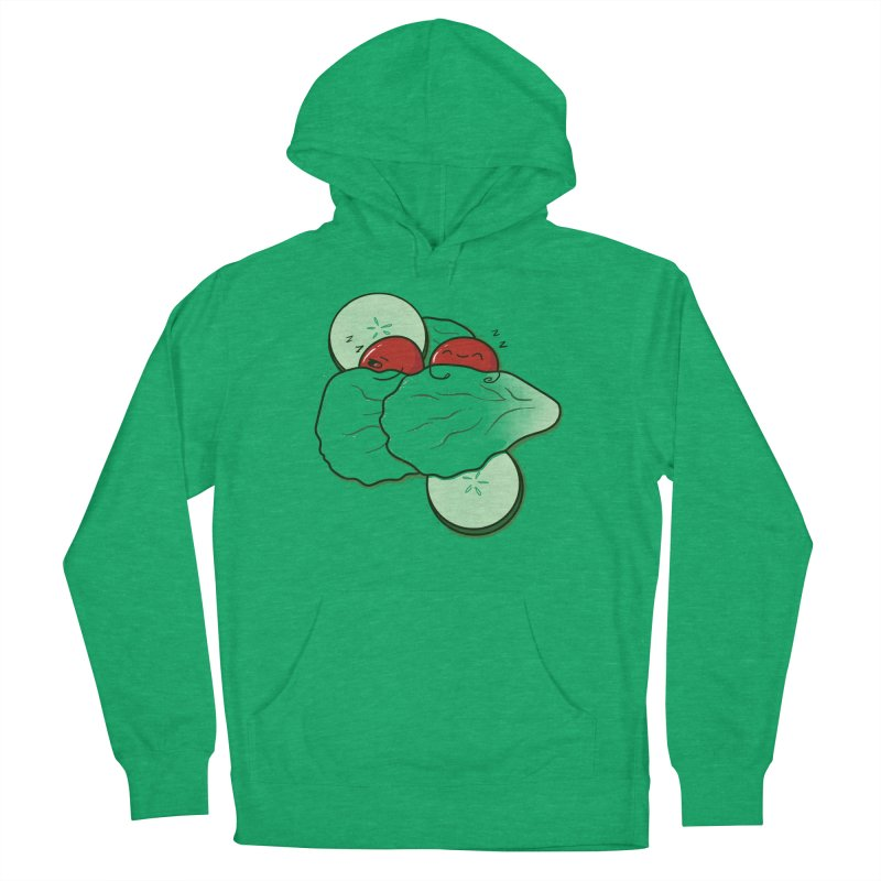 Bed of Lettuce Men's French Terry Pullover Hoody by YNC