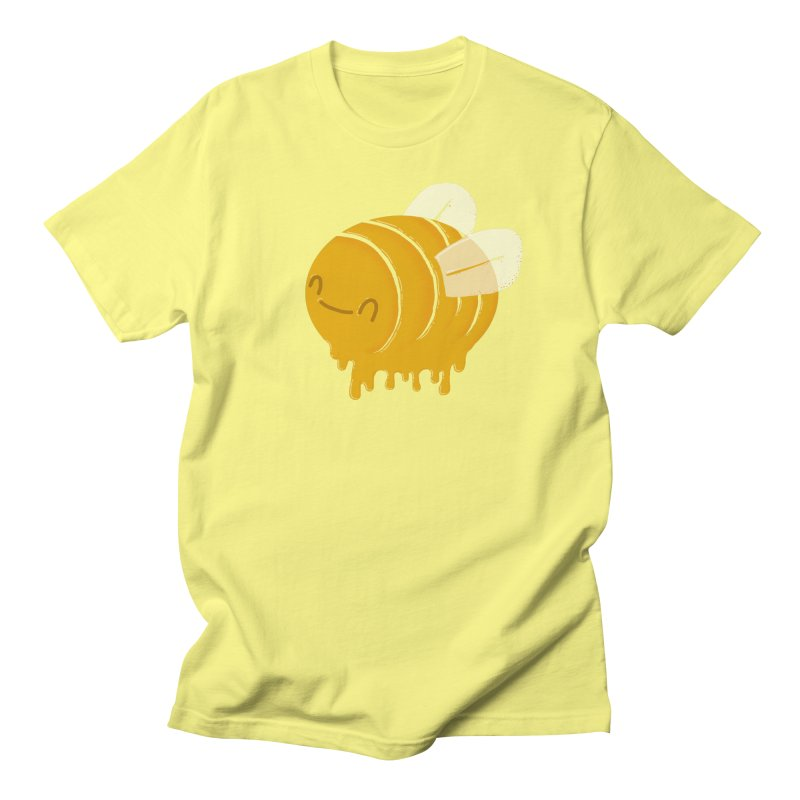 Honey Bee Women's Unisex T-Shirt by YNC