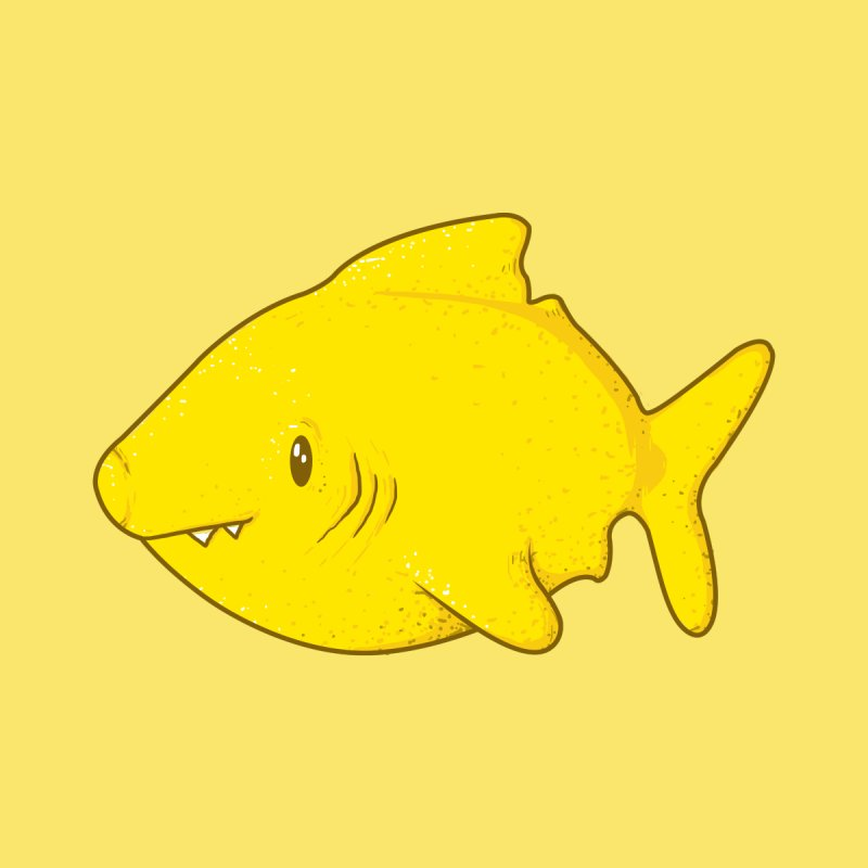 Lemon Shark None  by YNC