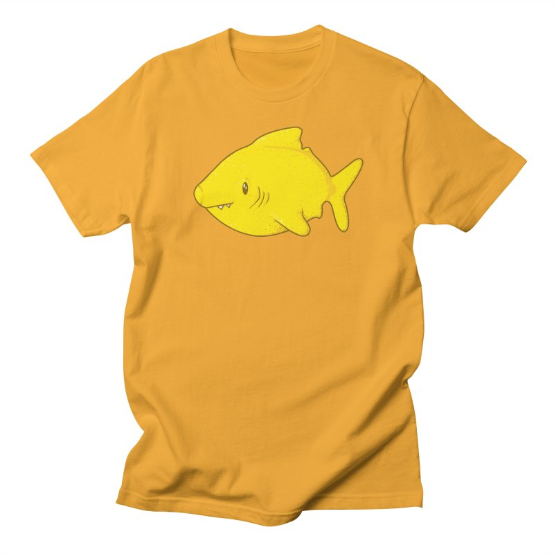 Lemon Shark Men's Regular T-Shirt by YNC