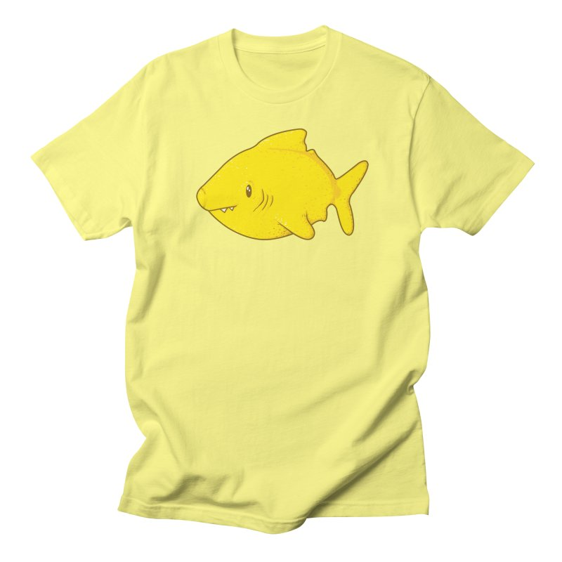 Lemon Shark Women's Unisex T-Shirt by YNC