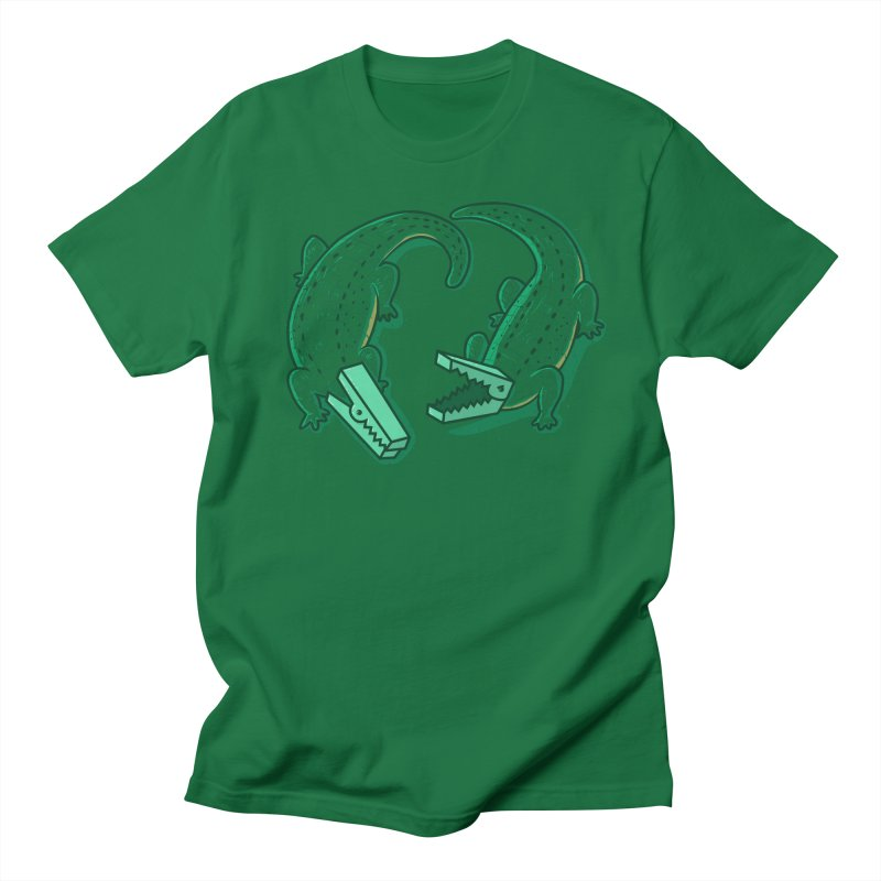 Alligator Clips Women's Unisex T-Shirt by YNC