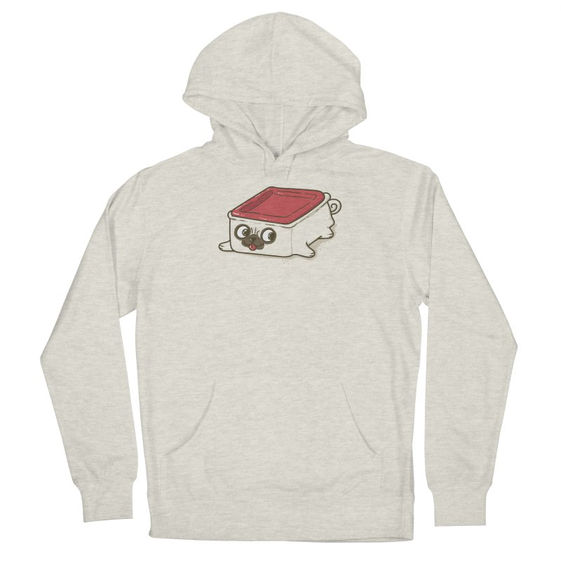 Pupperware Women's French Terry Pullover Hoody by YNC