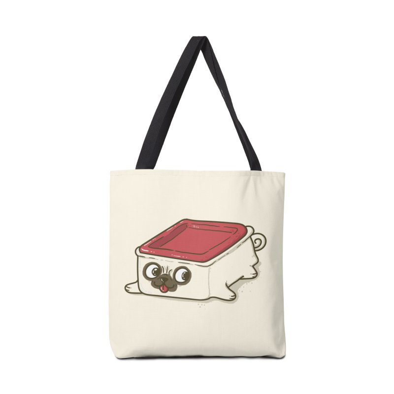 Pupperware Accessories Tote Bag Bag by YNC