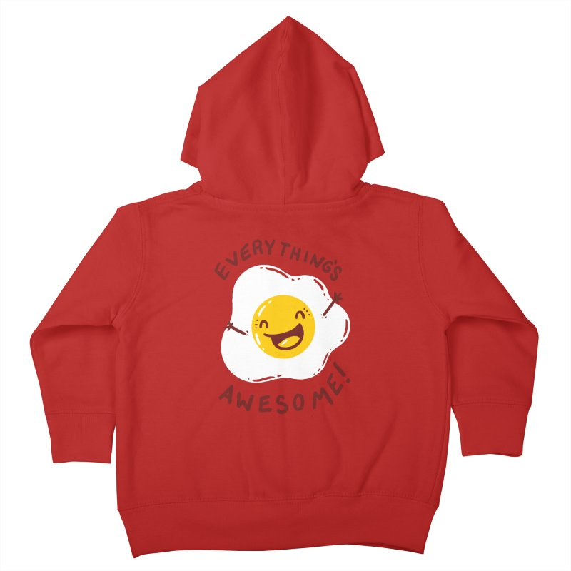 Sunny Side Kids Toddler Zip-Up Hoody by YNC