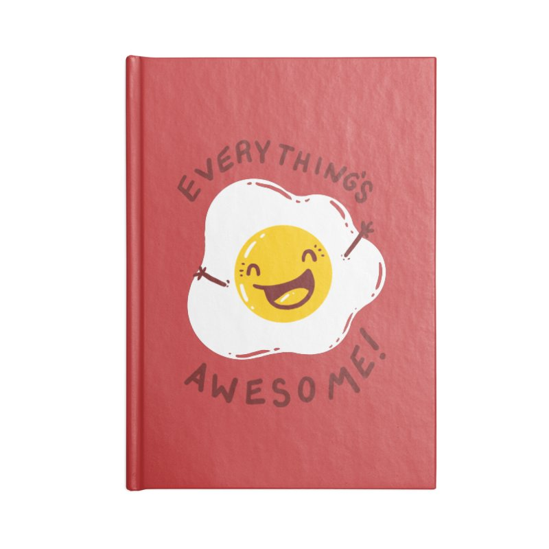 Sunny Side Accessories Notebook by YNC