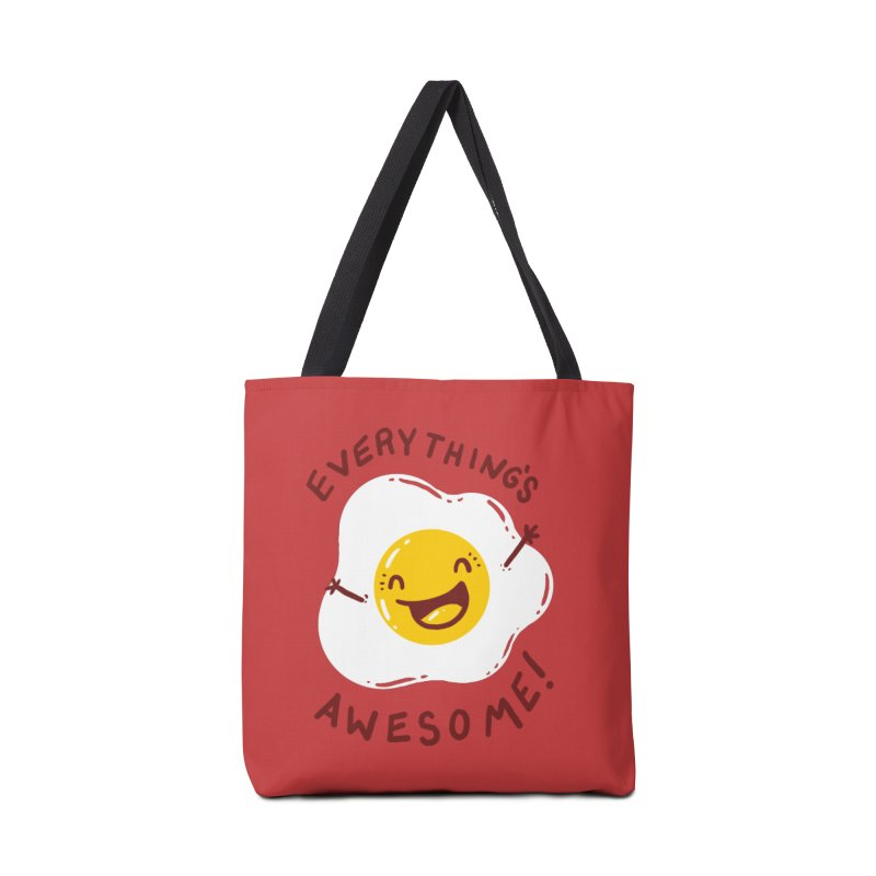 Sunny Side Accessories Tote Bag Bag by YNC