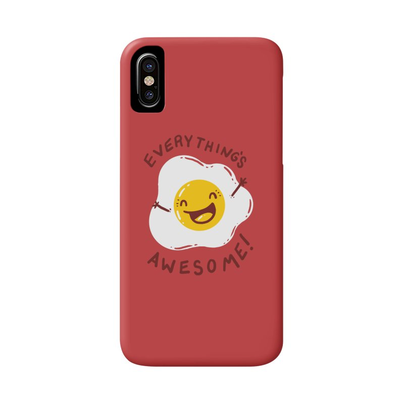 Sunny Side Accessories Phone Case by YNC