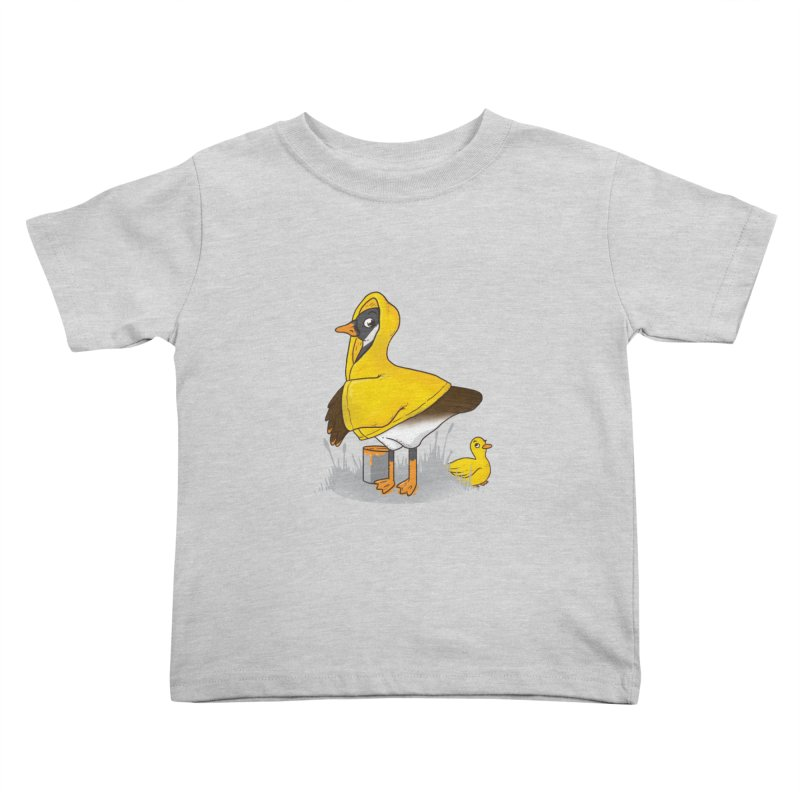 Duck! Duck? ... Goose? Kids Toddler T-Shirt by YNC