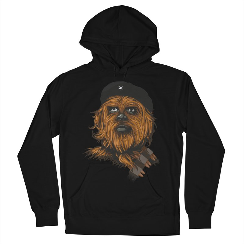 Chewie Guevara Men's Pullover Hoody by yobann's Artist Shop