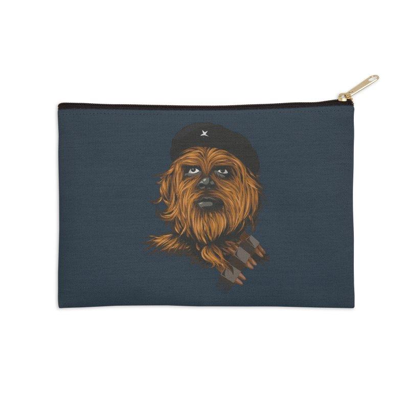 Chewie Guevara Accessories Zip Pouch by yobann's Artist Shop