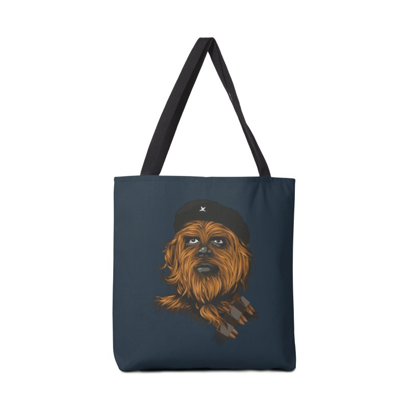 Chewie Guevara Accessories Bag by yobann's Artist Shop