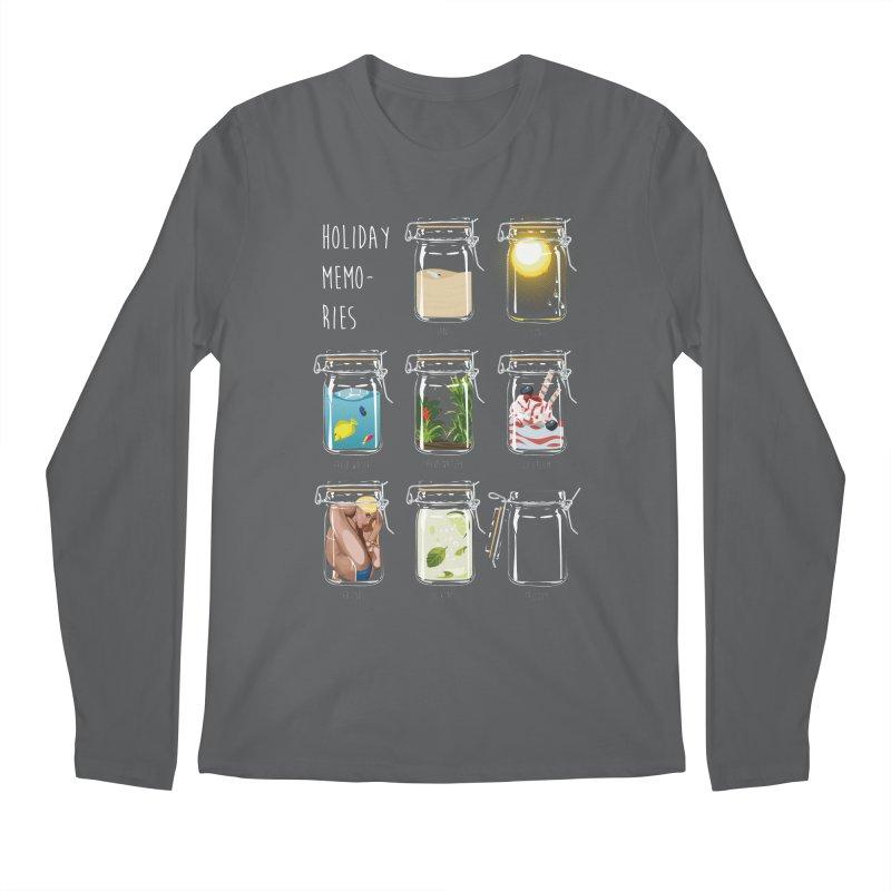 Holiday memories Men's Longsleeve T-Shirt by yobann's Artist Shop