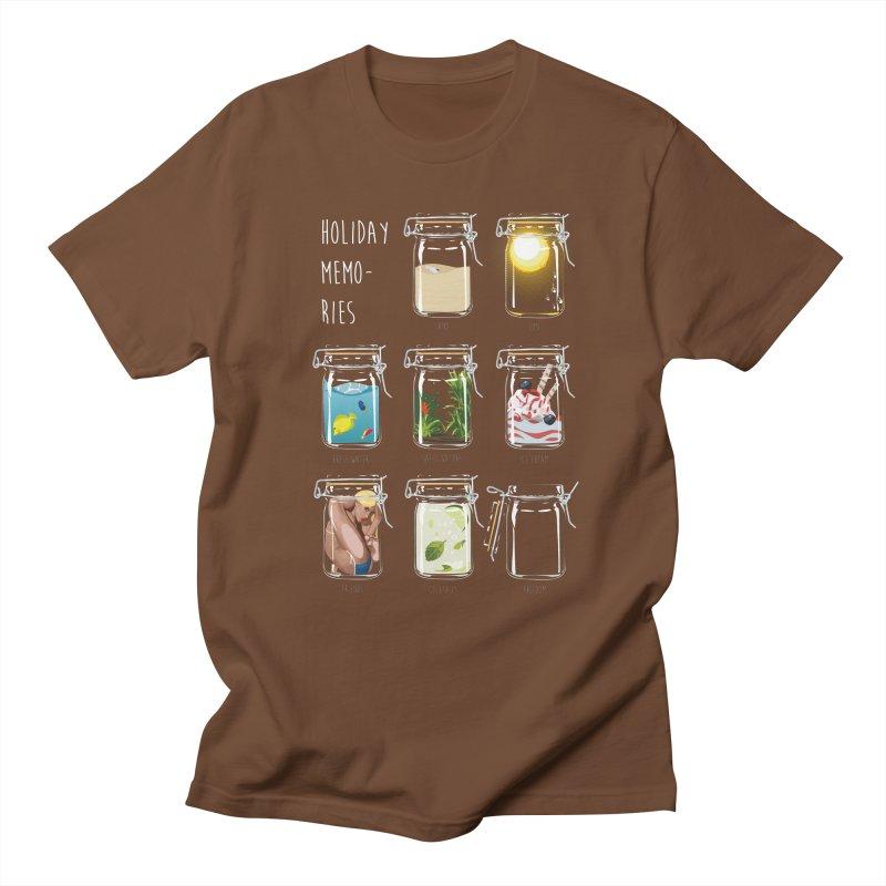 Holiday memories Men's T-Shirt by yobann's Artist Shop