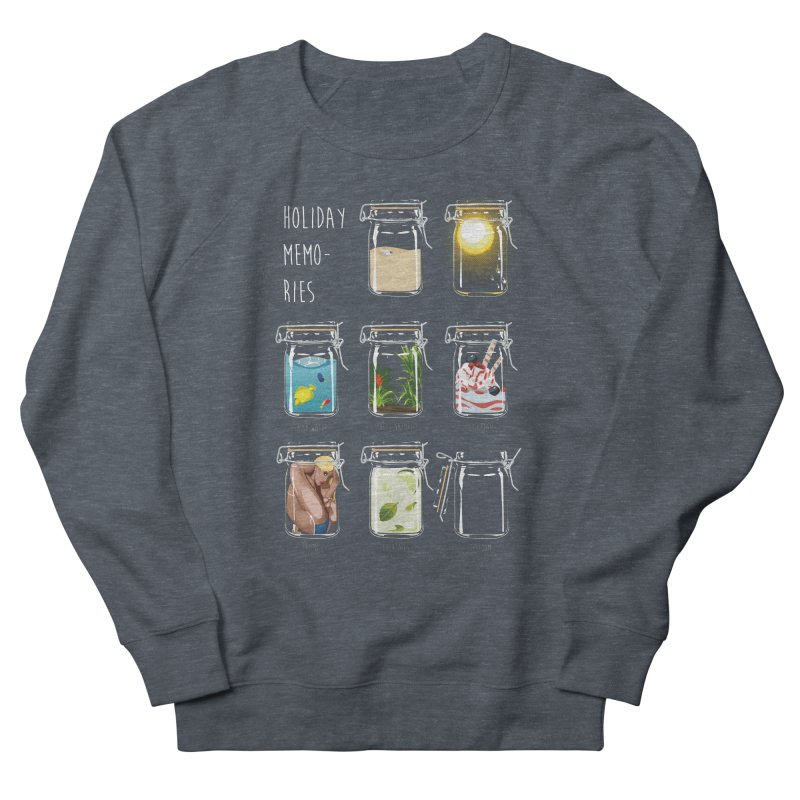 Holiday memories Women's Sweatshirt by yobann's Artist Shop