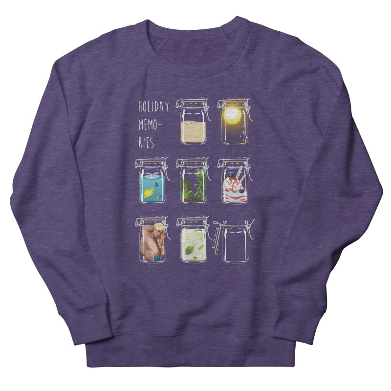 Holiday memories Men's Sweatshirt by yobann's Artist Shop