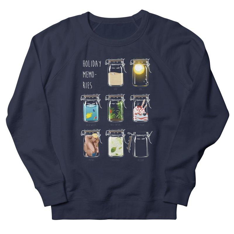 Holiday memories Men's Sweatshirt by yobann's Artist Shop