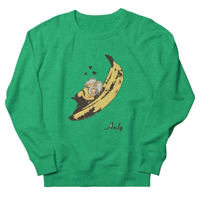 Andy Women's Sweatshirt by yobann's Artist Shop