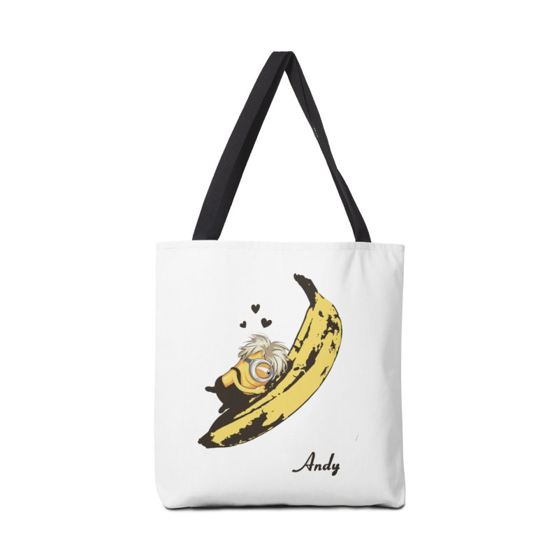 Andy Accessories Bag by yobann's Artist Shop