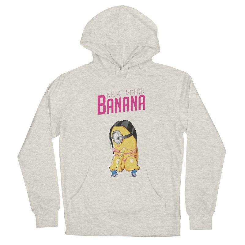 Banana Men's Pullover Hoody by yobann's Artist Shop