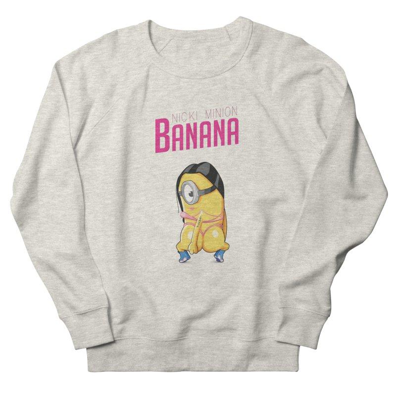 Banana Women's Sweatshirt by yobann's Artist Shop
