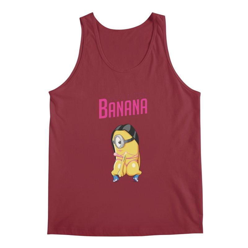 Banana Men's Tank by yobann's Artist Shop