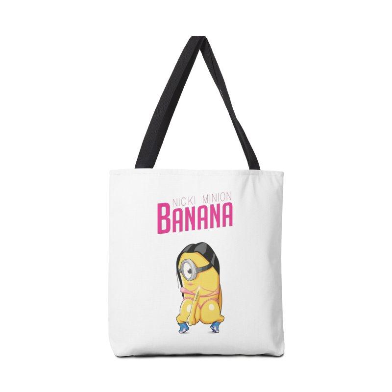 Banana Accessories Bag by yobann's Artist Shop