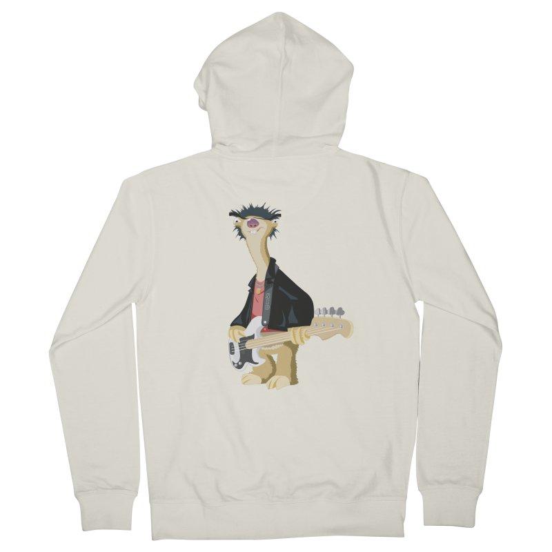 Sid. Men's Zip-Up Hoody by yobann's Artist Shop