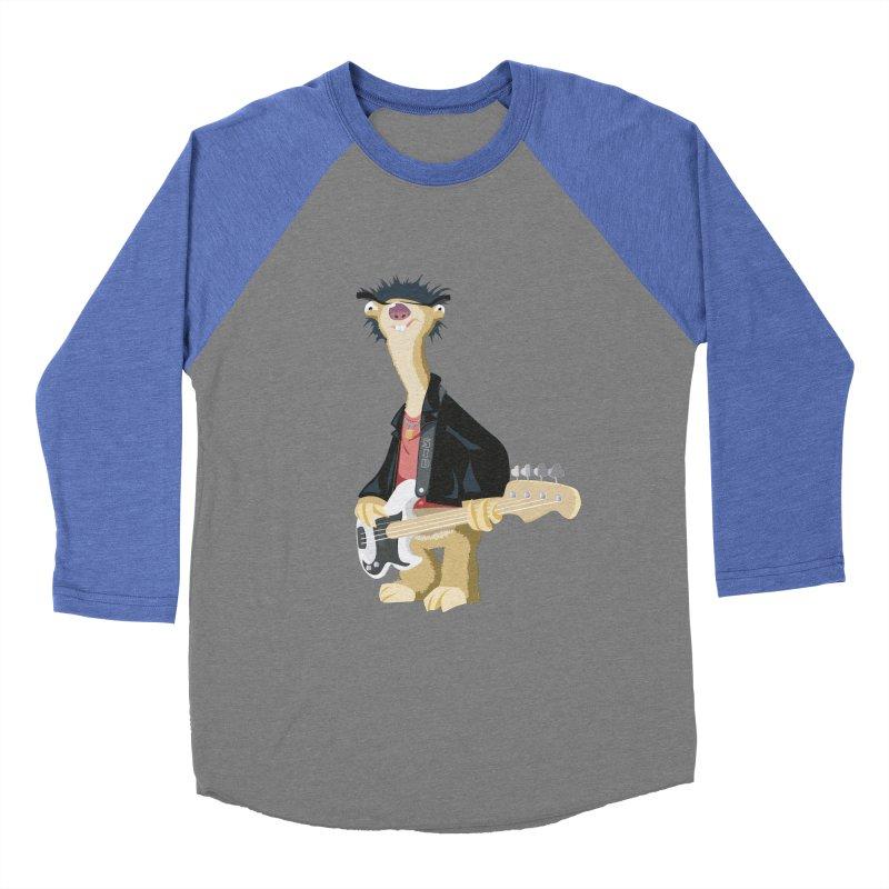 Sid. Women's Baseball Triblend T-Shirt by yobann's Artist Shop