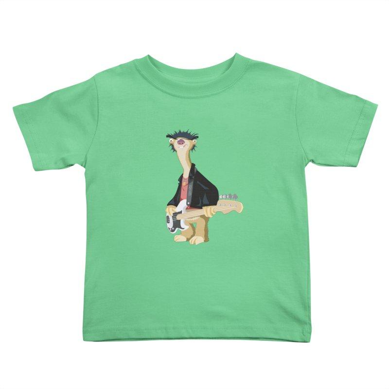 Sid. Kids Toddler T-Shirt by yobann's Artist Shop