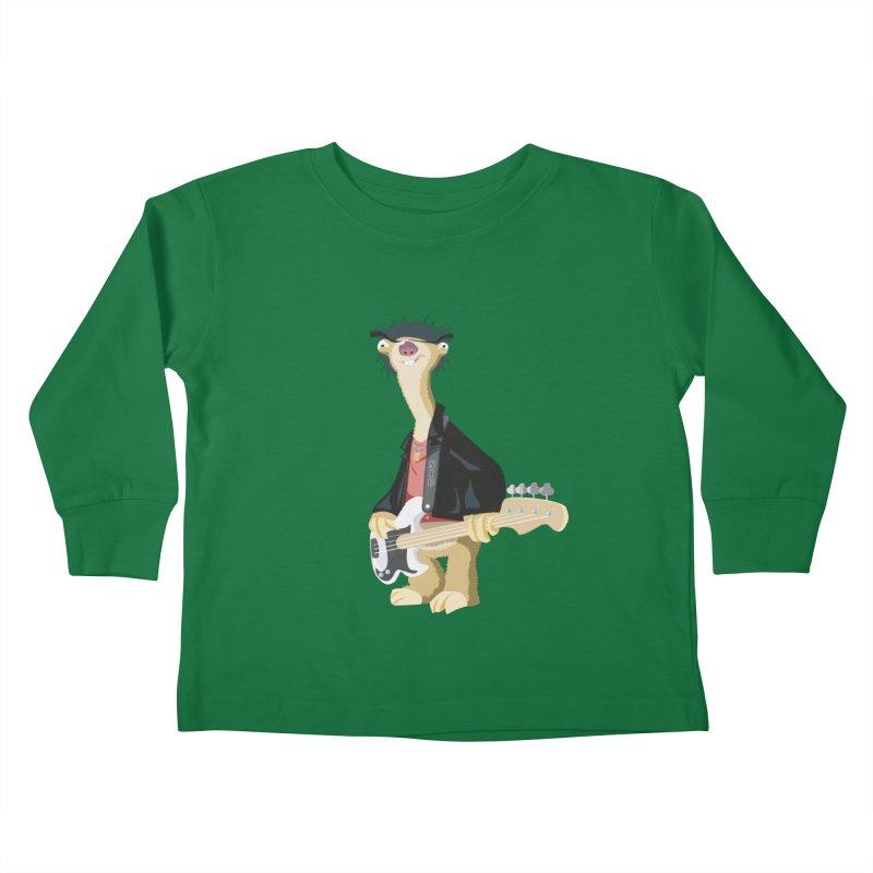 Sid. Kids Toddler Longsleeve T-Shirt by yobann's Artist Shop