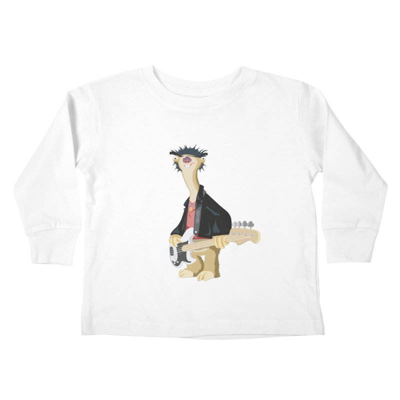 Sid. Kids Toddler Longsleeve T-Shirt by yobann's Artist Shop