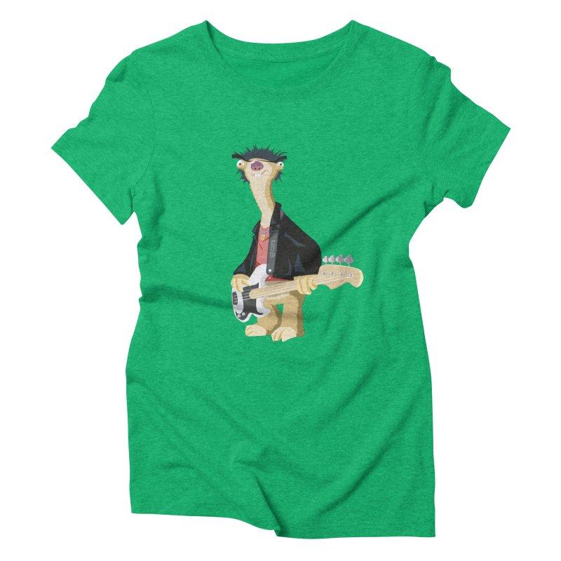 Sid. Women's Triblend T-Shirt by yobann's Artist Shop