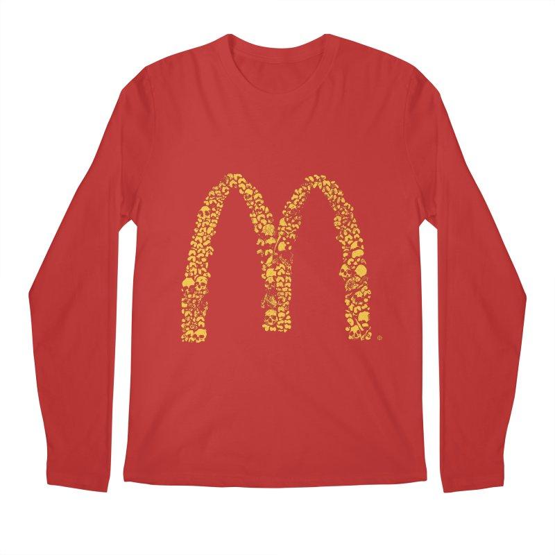 Madness Men's Longsleeve T-Shirt by yobann's Artist Shop