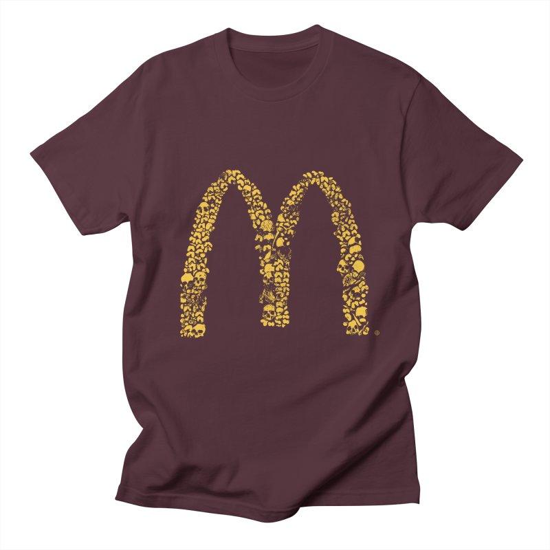 Madness Men's T-shirt by yobann's Artist Shop