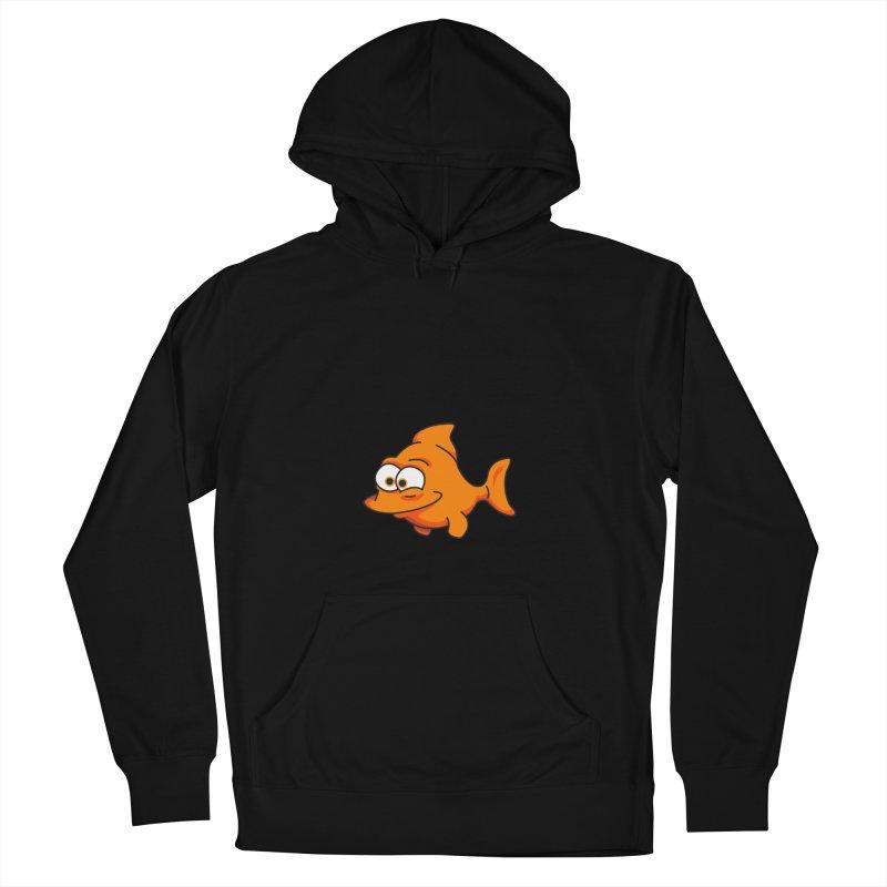 Goldfish Women's Pullover Hoody by yobann's Artist Shop